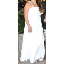Alquilo Vestido De Novia Blanco Terminado En Tul