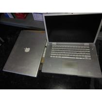 2 Mac Book Pro 15  Sin Funcionar (sin Disco)