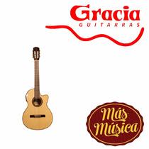 Gracia Wilde Prof Eq D-box Guitarra Electro Acustica Profes