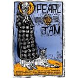 Pearl Jam Cuadro 50x73 Cm Pedinos Grupo Musical Favorito