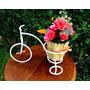 Bicicleta Vintage En Hierro Ideal Souvenir, Centro De Mesa!