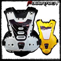 Pechera Motocross Inflable Airbag Strongflex Usa Fox Thor