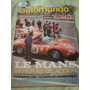 Automundo 59 Lamborghini P 400 Tc Formula B Ford Falcon