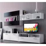 Mueble Rack Para Tv De Lcd Vajillero 2 Metros