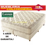 Sommier Y Colchon Cannon Sublime Pillow 2.00x2.00.king Size!