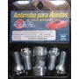 Tuercas Antirrobo Alto - Todos Los Vehiculos - Martellohnos