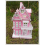 Casita De Muñecas Barbie Monster High Princesas Makartes