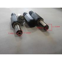 Plug Hueco 5,5x2,5mm Y 5,5x2,1mm Notebook Tv