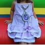 Vestido - Disfraz Princesita Sofía