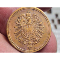 Moneda Alemania 1 Pennig 1899 Deutche Reich Germany (a21)