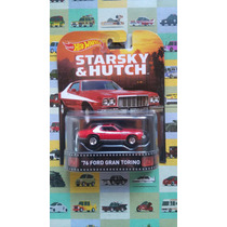 Hot Wheels Starky & Hutch 76 Ford Gran Torino 1:64