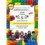 Invitaciones Personalizadas Tarjetas Babyshower Frozen Mario