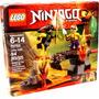 Lego Ninjago 70753 : Lava Falls - Minijuegosnet