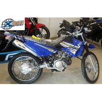 Yamaha Xtz 125 + 12 Cuotas De $ 2.436 Con Todas Las Tarjetas