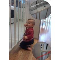 Proteccion Seguridad Bebes Niño Puertas.alt. 90cm Escalera