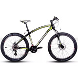 Bicicleta Mountain Bike Envoy 2.0 Top Mega 26 Shimano+ Linga