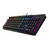 Teclado Gamer Gx Scorpion K10 Retroiluminado 6 Colores