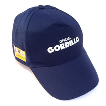 Gorra Del Oficial Gordilo Autografiada. Producto Oficial.