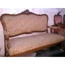 Sillon Colonial Frances Luis Xv, Living, Muebles Antiguos