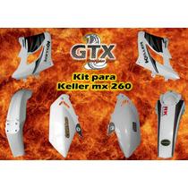 Kit Para Keller Mx 260