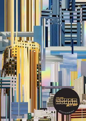 Nct 127 The 4th Mini Album 'we Are Superhuman' Cd Us Imp