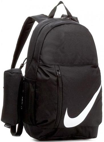 Mochila Nike Elemental Negra Importada Original Ba5405010 00176d5dd1ccd