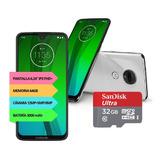 Celular Motorola Moto G7 Xt-1962 64gb 4gb 2019 Garantía Ofic