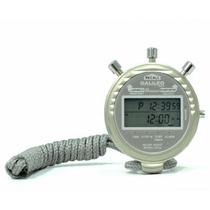Cronómetro Digital Galileo 30 Memorias Resistente Agua Cr30