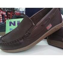 Zapatos Náuticos Cuero100%marcel Oferta 27/40 Varón Nene
