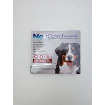 Nexgard 25 50 Kg. Vto Jun/2020 Recoleta O Mercado Envío