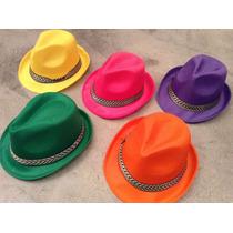Pack X 50 Sombrero Guapo Tanguero De Colores Eco Tango