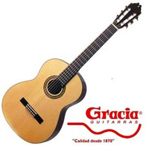 Gracia Guitarra M2 Criolla En Stock