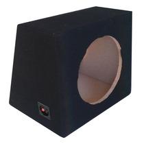 Caja Acústica Para Woofer De 12 Alfombradas