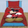 Acolchado De Mickey Original Marca Piñata