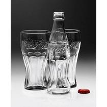 Poster Importado De Coca Cola - Vasos - 40 X 50 Cm