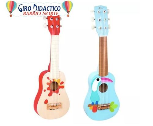 Guitarra Tucan De Madera- Classic World - Giro Didactico 8295ce9da6ac