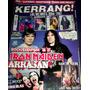 Marilyn Manson Ozzy Iron Maiden Revista Kerrang! Imperdible