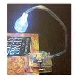 Luz Led Lectura Libro Atril Partitura Consola Flexible Clip