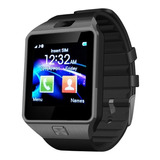 Smartwatch Reloj Inteligente Dz09 Modelo  Bluetooth