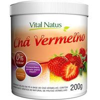 Cha Vermelho (Frutas Vermelhas) 200g - Vital Natus