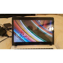 Ultrabook Exo Nifty Pantalla Tactil Disco Estado Sólido