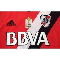 Parche River Campeón Copa Libertadores 2015 Oficial-original e50f18a9098fb