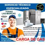 Service De Heladeras Carga Gas Reparacion Tecnico Whirlpool