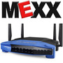 Router Smart Wifi Linksys Wrt1900ac D.core Dualband 4antenas