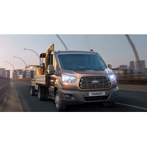 Ford New Transit Chasis