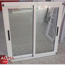 Aberturas Ventana Aluminio Modena 1.50 X 1.10 Agma