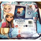 Frazada Polar Infantil Frozen Piñata Original!!!