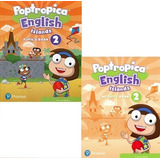 Poptropica English Islands 2 Pupil´s Book + Activity Book