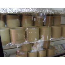 Pote De Carton Tipo Dulce De Leche De 1/2 Kg X 50 U