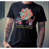 Lollapalooza 2017, Remeras 100% Algodon
